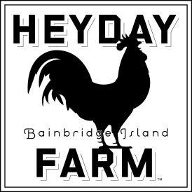 HeyDay Farms logo